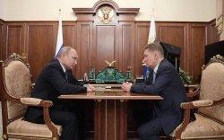 Путин хий хоолойг Монголоор дамжуулах боломжийг судлахыг үүрэгджээ