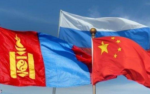Монгол, Орос, Хятадын хил тогтоох гэрээг дахин үзэглэв /1993.09.28/