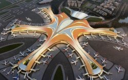 Бээжингийн шинэ онгоцны буудал 63 тэрбум доллараар босчээ