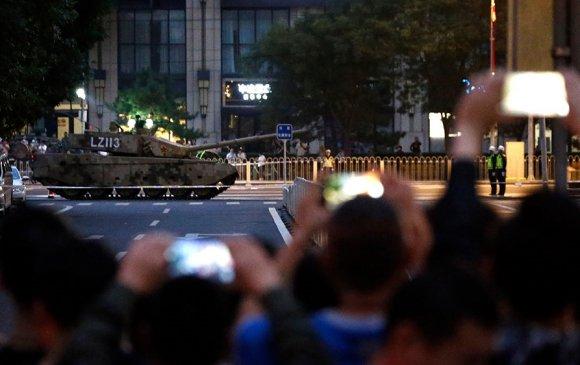 БНХАУ том хэмжээний цэргийн парадад бэлтгэж байна