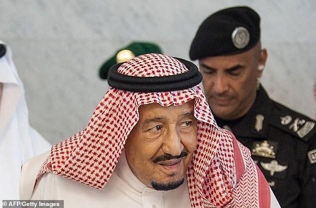 Саудын Арабын хааны бие хамгаалагч амиа алджээ
