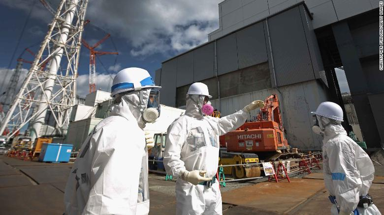 Япон цацрагаар бохирдсон усаа далай руу асгах уу?