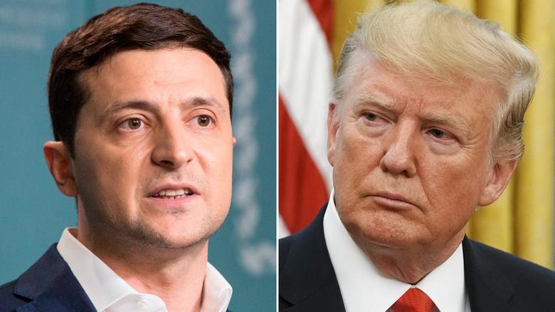 Трамп Украины Ерөнхийлөгчөөр өрсөлдөгчөө тагнуулахыг хүссэн гэв