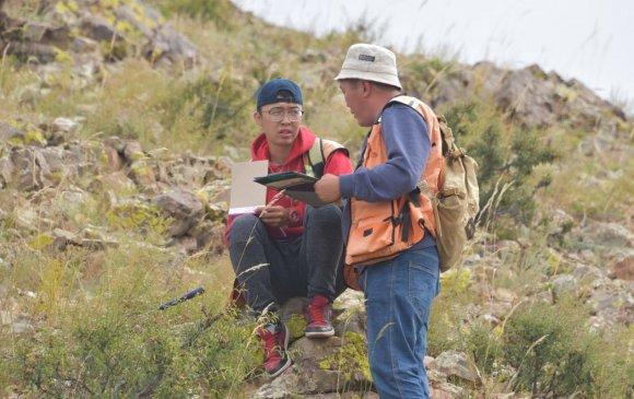 Монголын геологичид ур чадвараа сорилоо