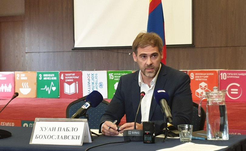 Монгол Улсын гадаад өр ДНБ-ний 220 хувьтай тэнцэж байна