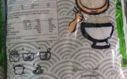 Хаяг, шошгын зөрчилтэй цагаан будаа худалдаалж байжээ