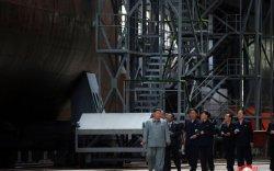 БНАСАУ баллистик пуужин тээх чадвартай шумбагч онгоц бүтээж байна