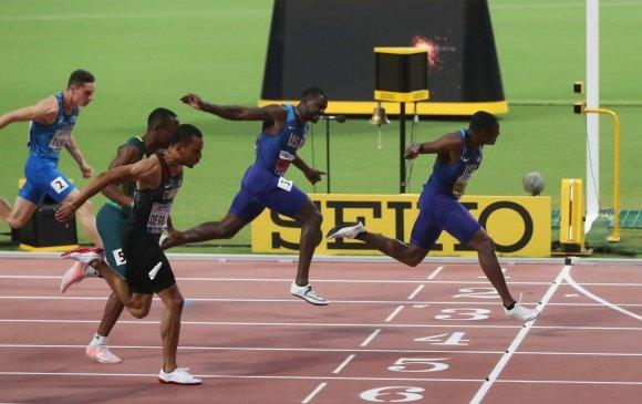 Дэлхийн хамгийн хурдан хүнээр К.Коулман тодорлоо