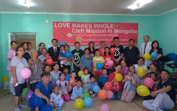 Хамтын ажиллагааны хүрээнд 200 хүүхдийг эмчилжээ