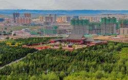 Азийг Европтой холбосон Улаанцав хот