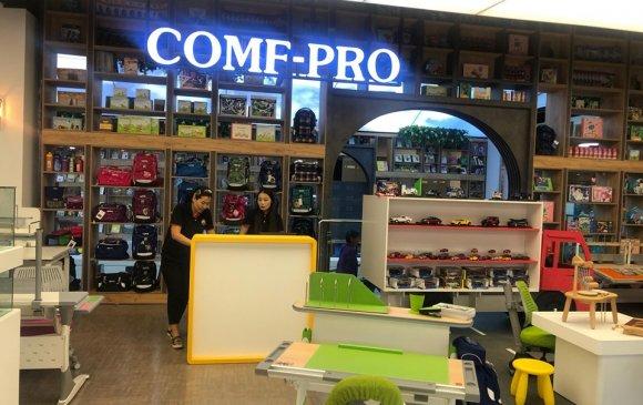 """Хан-Уул Имарт худалдааны төвд """"Comf-Pro"""" шинэ салбар дэлгүүр нээгдлээ"""