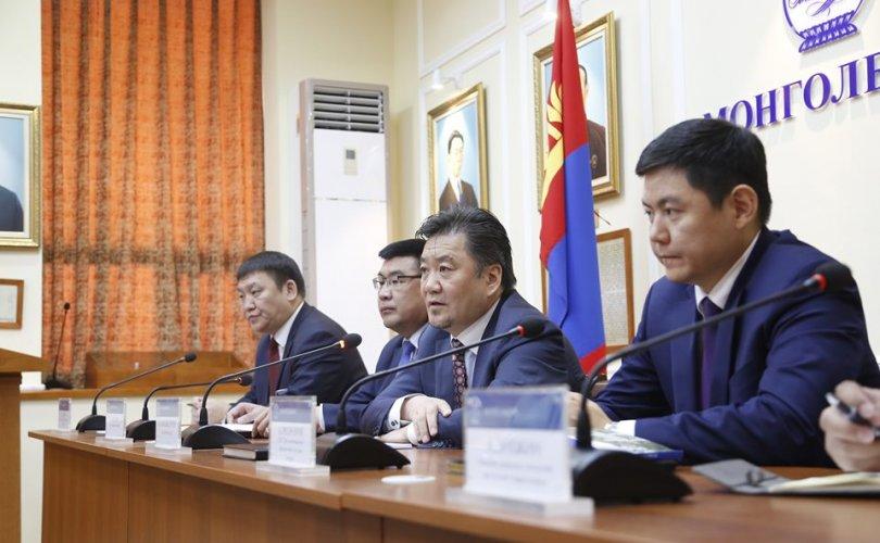 Монгол банк УИХ-ын гишүүнтэй гэрээ байгуулаагүй