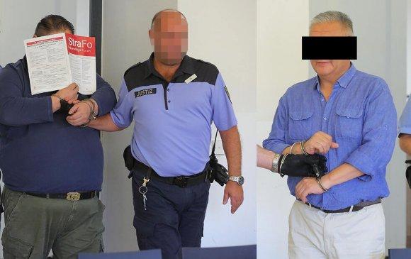 Дипломатч Т.Мөнхбат Германы шүүхээс ял сонслоо