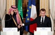 """Макрон: """"Saudi Aramco""""-д халдагчдыг илрүүлэх ажиллагаанд хамтрахад бэлэн"""