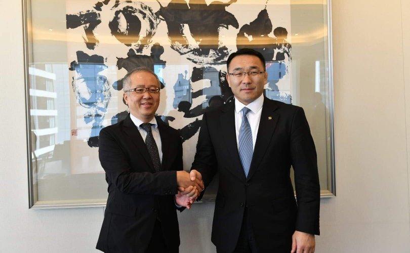 Япон, Солонгост нүүрс борлуулах талаар санал солилцлоо