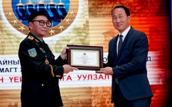 """Дорнод аймаг дахь """"Монгол цэргийн нэгдсэн холбоо""""-ны тэргүүнээр М.Бадамсүрэн сонгогдлоо"""
