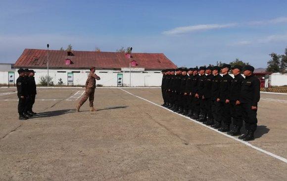 Цэргийн дүйцүүлэх албаны тусгай үүргийн бэлтгэл шатны cургалт явагдаж байна
