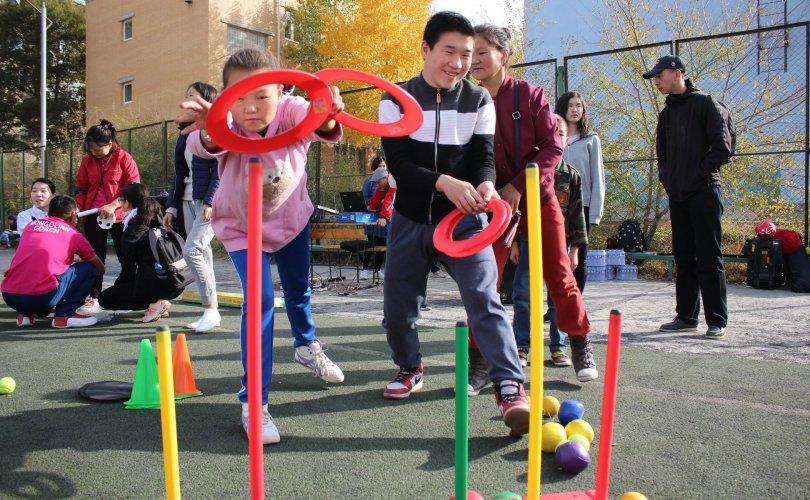 Оюуны бэрхшээлтэй хүүхдийг биеийн тамир спортын үйл ажиллагаанд тэгш хамруулна