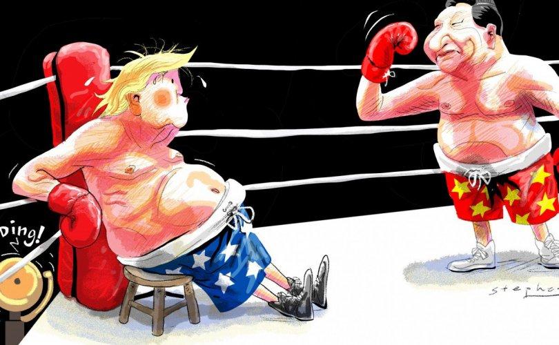 Нэгдүгээр үед АНУ, хоёрдугаар үед Хятад ялна