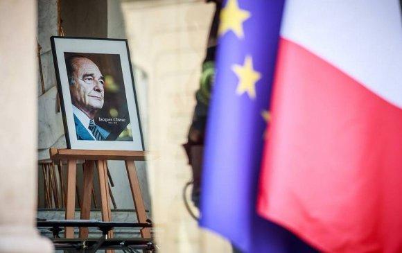 Жак Ширакийг өнөөдөр сүүлчийн замд нь үднэ
