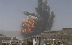 Йеменд агаарын цохилт өгсний улмаас 100 гаруй хүн амь үрэгджээ