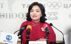 """Д.Энхтуяа: """"Нэг бүс нэг зам"""" төсөл монголын ард түмэнд өндөр өгөөжтэй"""