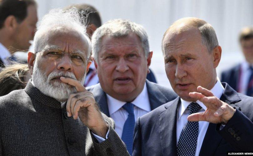 Дорнын эдийн засгийн форумын гол зочин Нарендра Моди