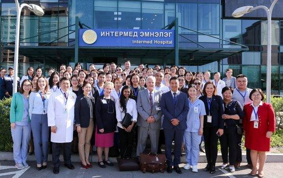 Интермед эмнэлэг дэлхийн шилдэг 700 эмнэлгийн нэг боллоо