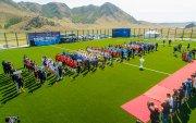 Монгол Улсад суугаа Элчин сайдууд, төлөөлөгчид хөлбөмбөгийн аваргуудаа 10 дахь жилдээ тодрууллаа