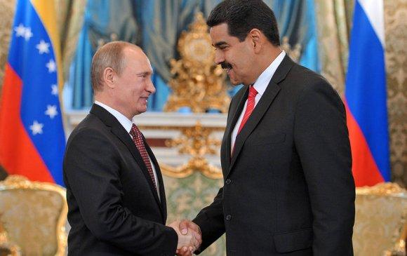 Кремльд Путин, Мадуро нарын уулзалт эхэллээ