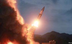 Хойд Солонгос хоёр удаа пуужин харвалаа