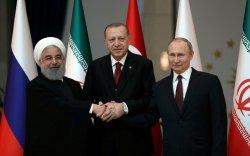 ОХУ, Турк, Ираны төрийн тэргүүнүүдийн уулзалт болж байна
