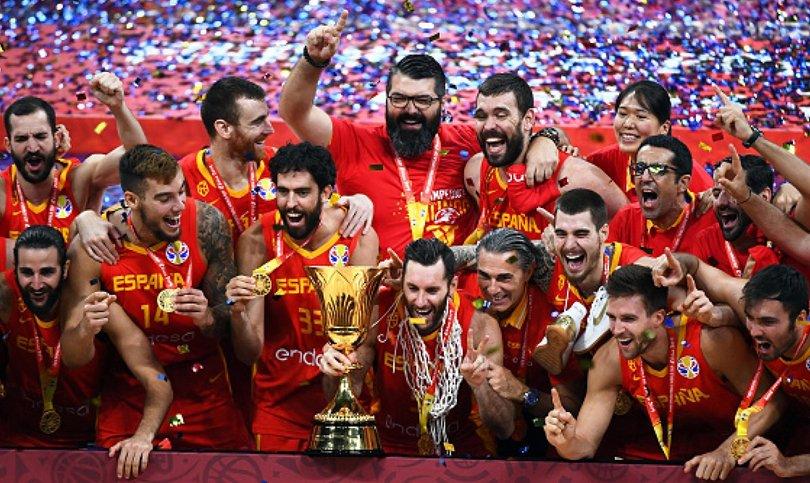 FIBA-д Испани хоёр дахь удаагаа түрүүлэв