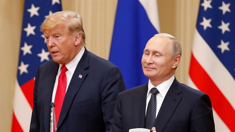 Путин дуунаас хурдан зэвсгээ Трампад санал болгожээ