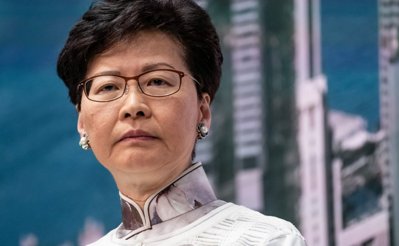 Хонгконгийн хэрэгт хөндлөнгөөс оролцохгүй байхыг анхаарууллаа