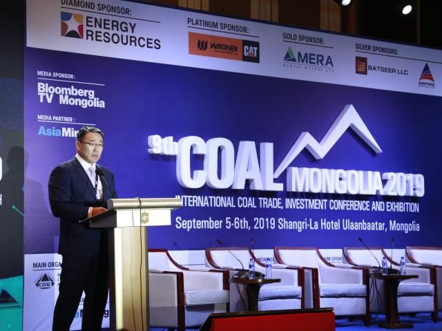 """""""Coal Mongolia-2019"""" чуулга уулзалт болж байна"""