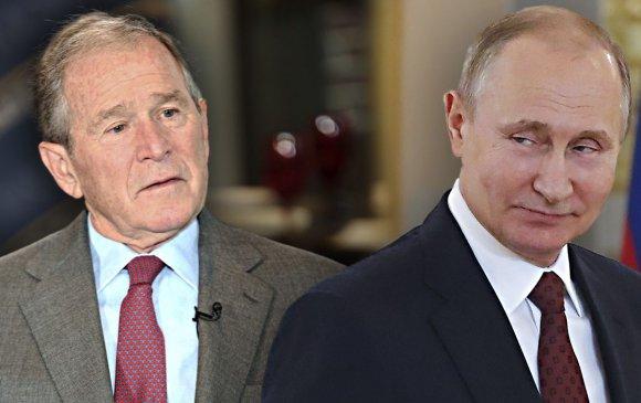 Путин есдүгээр сарын 11-ний халдлагыг Бушд анхааруулж байжээ