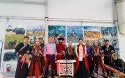 Страсбург хотын олон улсын яармагт Монгол Улс зочин орноор оролцов