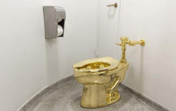 Жорлонгийн алтан суултуур хулгайд алдагджээ