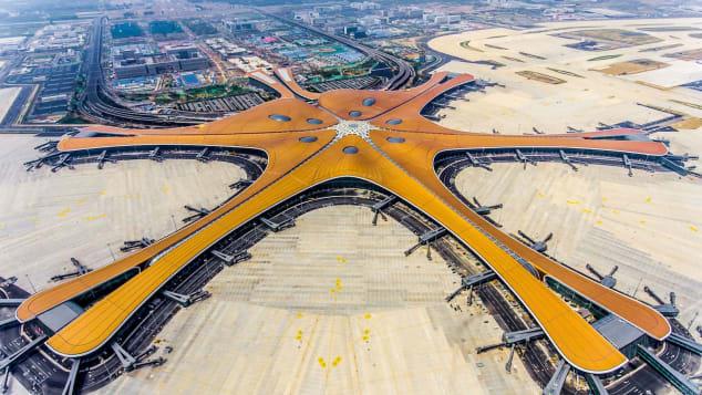 Бээжингийн мега-нисэх онгоцны буудлыг маргааш нээнэ