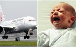 Япон: Онгоцонд нялх хүүхэдтэй зорчигчоос хол суух боломжтой боллоо