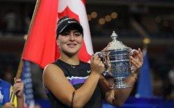 Канадын теннисний түүхийн шинэ хуудсыг Б.Андрееску бичлээ