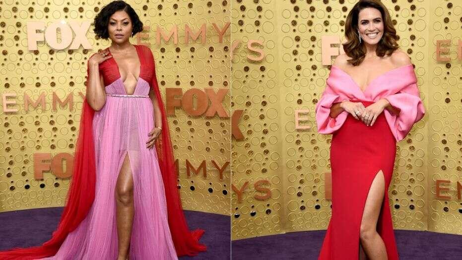 "matching-gowns ""Emmy awards 2019""  эргэн тойронд"
