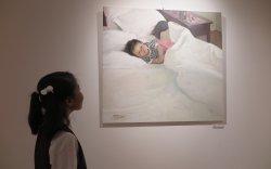 """""""Хүүхдийн дүр дүрслэх урлагт"""" үзэсгэлэн Монгол арт галерейд үргэлжилнэ"""