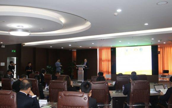 """Монгол, Япон, Хятадын """"Хөгжлийн форум-2019"""" хурал болж байна"""