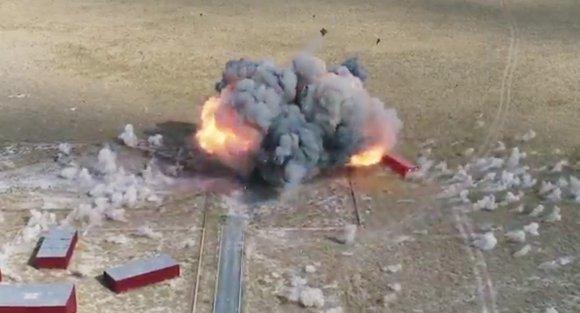 Турк улс анхны далавчит пуужингаа амжилттай туршжээ