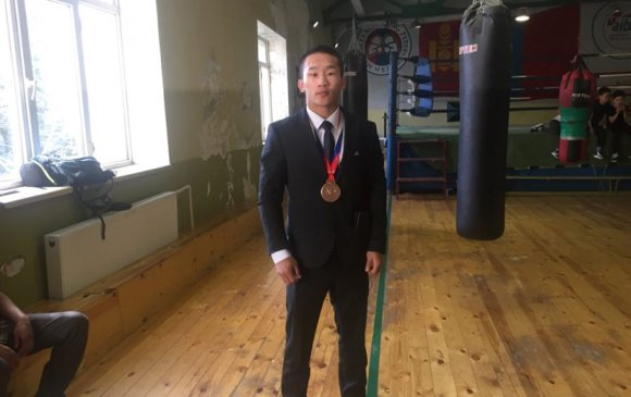 Дэлхийн аваргын хүрэл медальт Э.Цэндбаатарт талархал илэрхийлэв