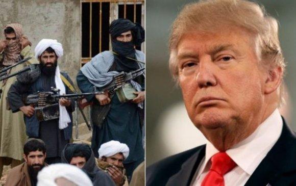 Трамп Талибантай хийж буй энхийн хэлэлцээгээ зогсоолоо