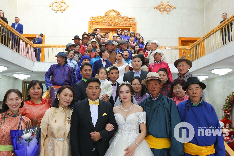 Гэрлэх ёслолын ордон Хурим (12)