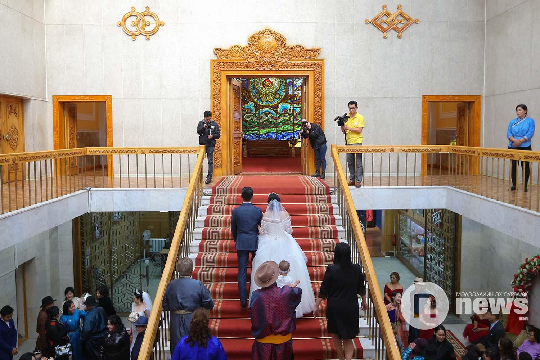 Гэрлэх ёслолын ордон Хурим (13)